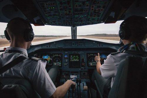 Pilotenausbildung_Cockpit